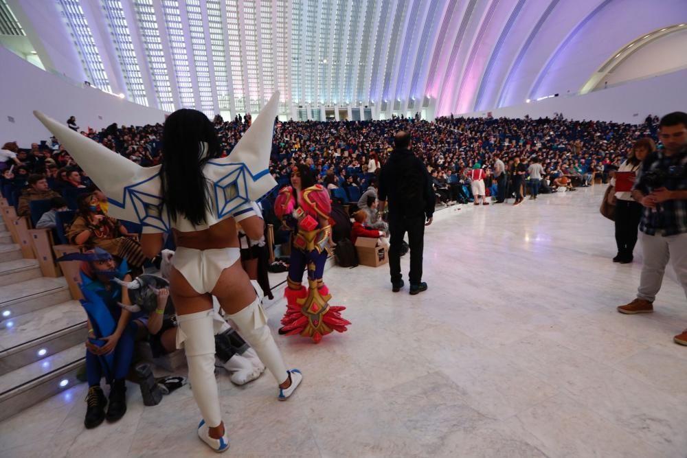 Segunda jornada de la Cometcon: día del Cosplay