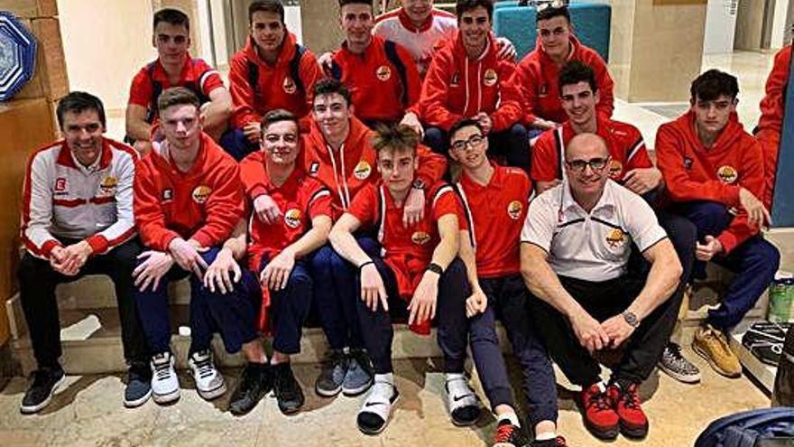 El Manresa FS juvenil s'emporta un punt valuós del fortí del Palma Futsal