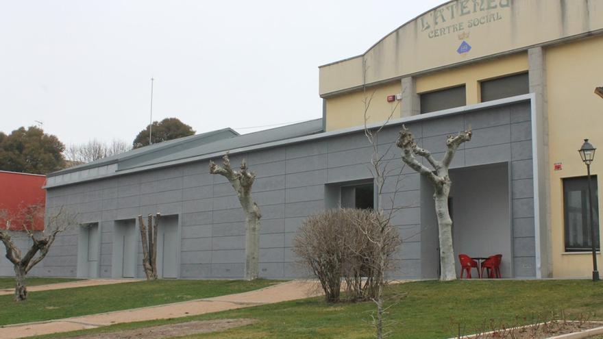 Sant Feliu rep 100.000 euros per reformar la sala polivalent