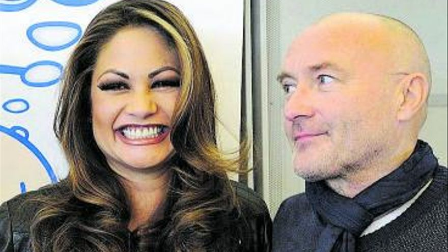 La exmujer de Phil Collins asegura que el músico no se duchó en un año