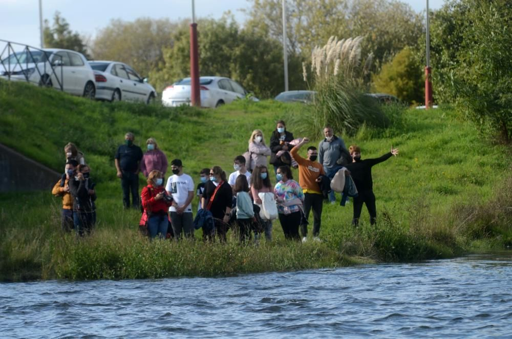 Descenso del río Umia 2020