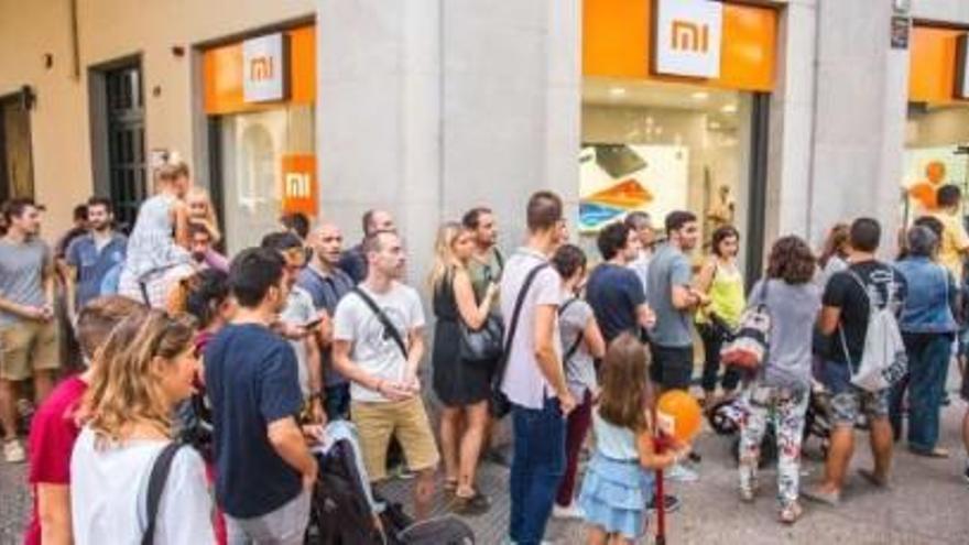Xiaomi obre una 'Mi Store' a Girona
