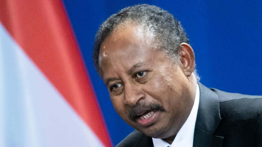 Atentan contra el primer ministro de Sudán, Abdallá Hamdok