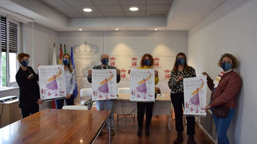 Presentan en Don Benito la iniciativa 'Lecturas Dramatizadas'