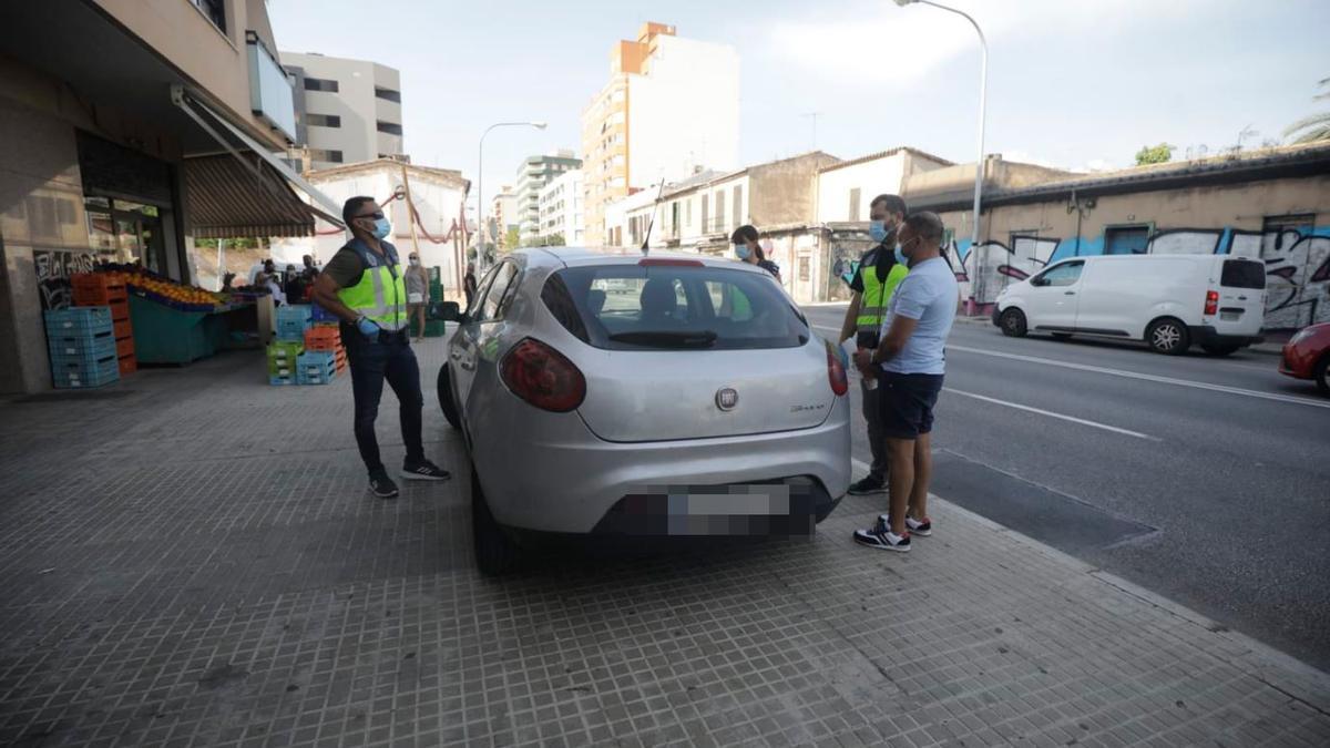 Gran operación antidroga en Palma