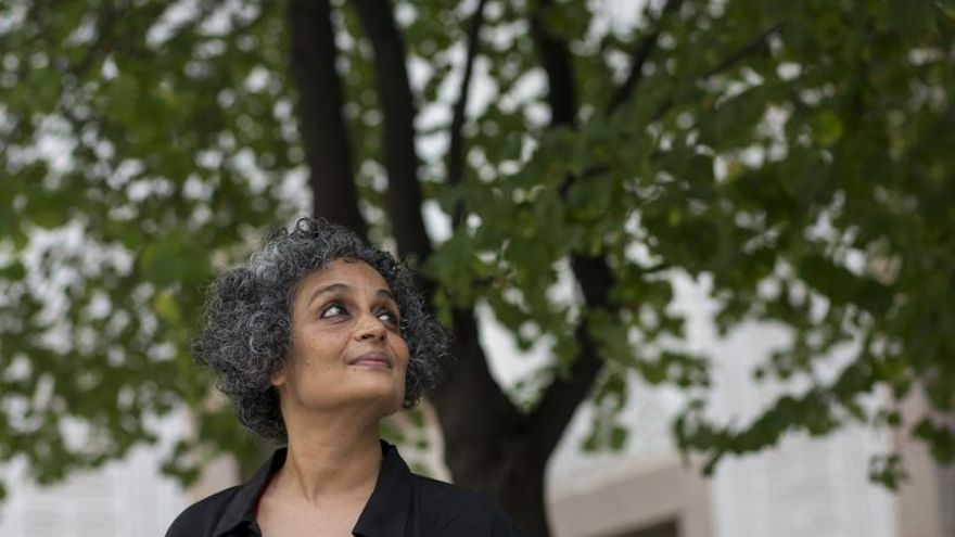 Arundhati Roy: un mundo aún por descubrir