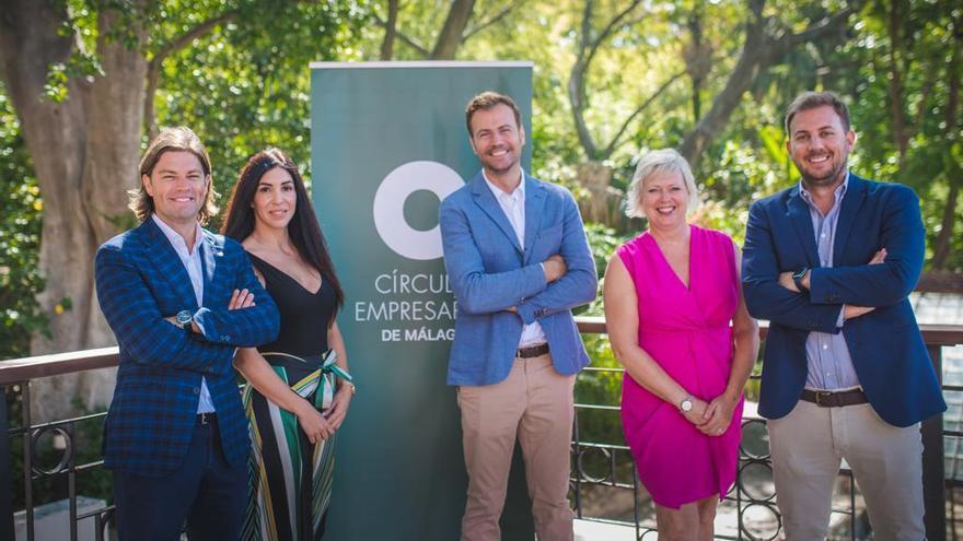 El Círculo Empresarial de Málaga celebra su primer aniversario con una gala benéfica