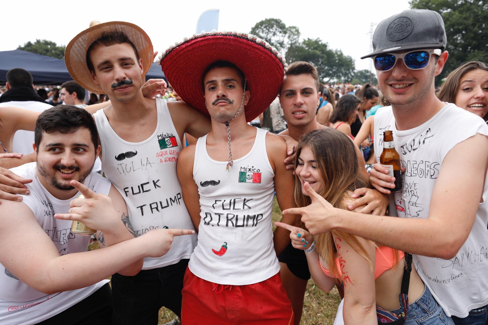 El Carmín: así se vivió en los últimos años la gran fiesta de Siero