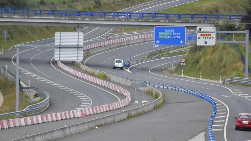 Semana Santa: El tráfico por carretera cae un 92% el Domingo de Resurrección en Galicia