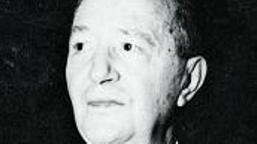 El fundador de Pescanova e impulsor de Zeltia, José Fernández López.