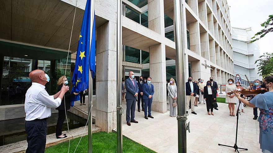 Vicent Marí reclama «la fuerza y la solidaridad de la UE»