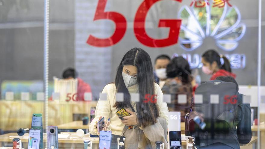 Huawei estrenará su sistema operativo para móviles el 2 de junio