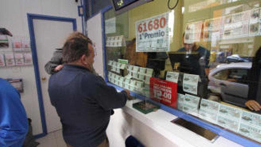 Zamora se lleva 300.000 euros en el sorteo de Lotería