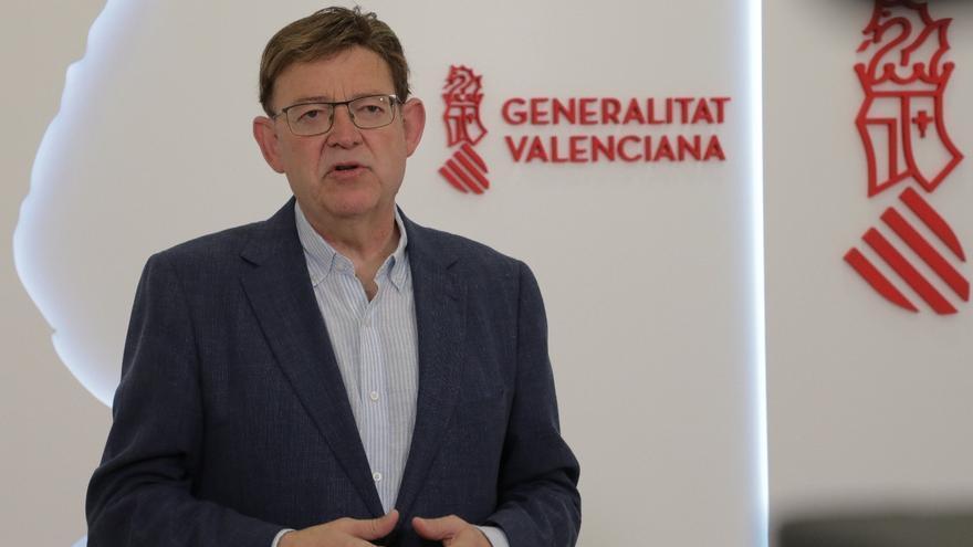 Murcia se acerca a la alianza de la financiación y Puig recela por Vox