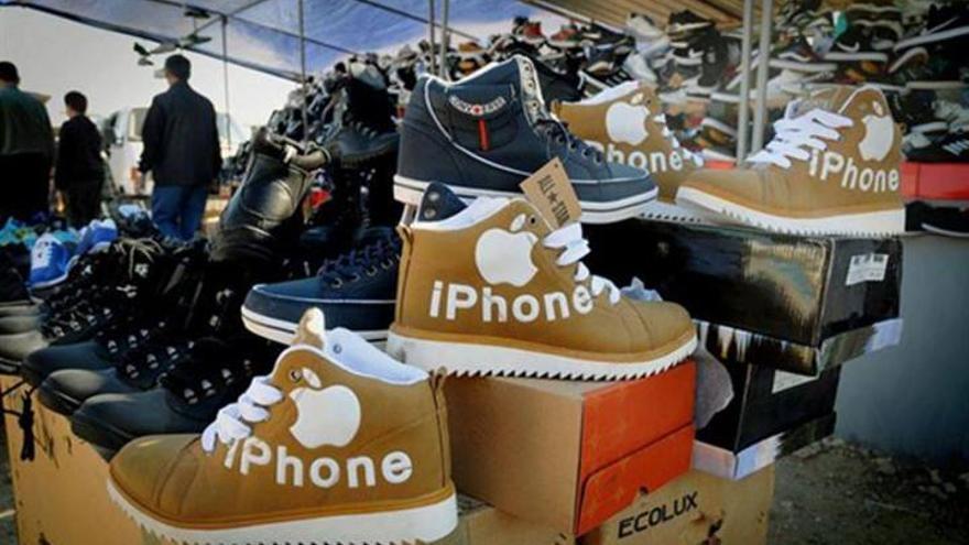 Las hilarantes imitaciones de marcas 'made in China'