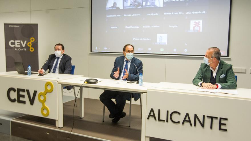 Alicante recibe 97,38 millones del Plan Resistir Plus