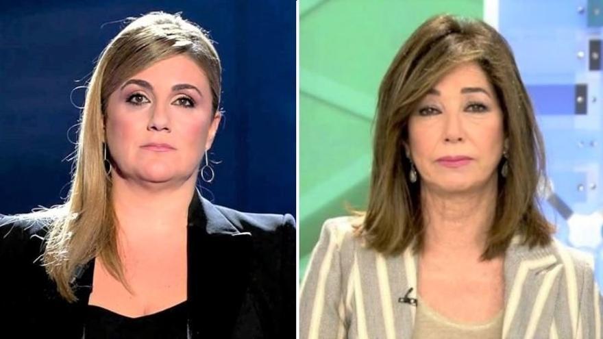 El 'puñal' de Ana Rosa a 'Sálvame' y Carlota Corredera que no ha pasado desapercibido