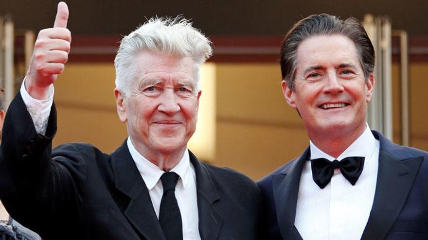 Cannes se rinde a Lynch y MacLachlan