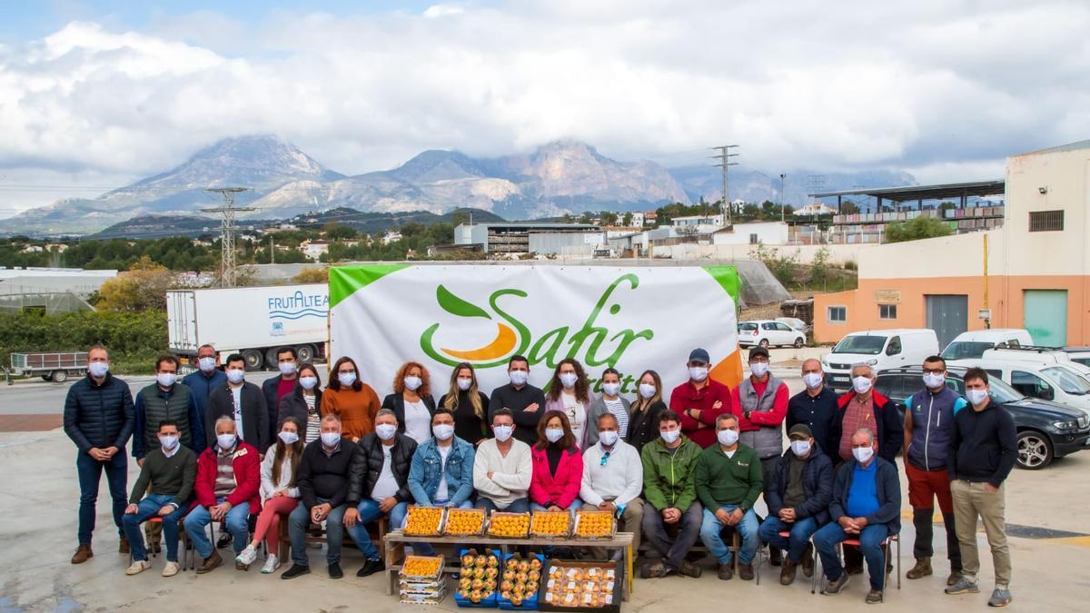 Safir Fruits tiene como objetivo devolver la ilusión con los resultados obtenidos y ofrecer a los agricultores la máxima calidad del producto.