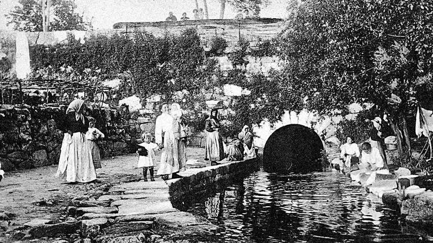 Un concurso de ideas internacional recuperará el río Os Gafos en Campolongo
