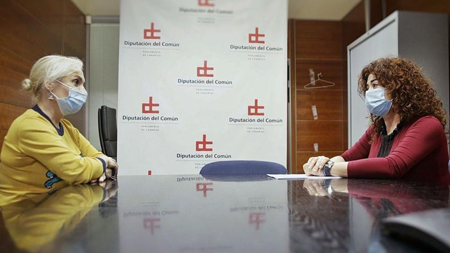 El IMAS garantiza un techo a Cristina Sanz hasta que rehaga su vida el mes de enero