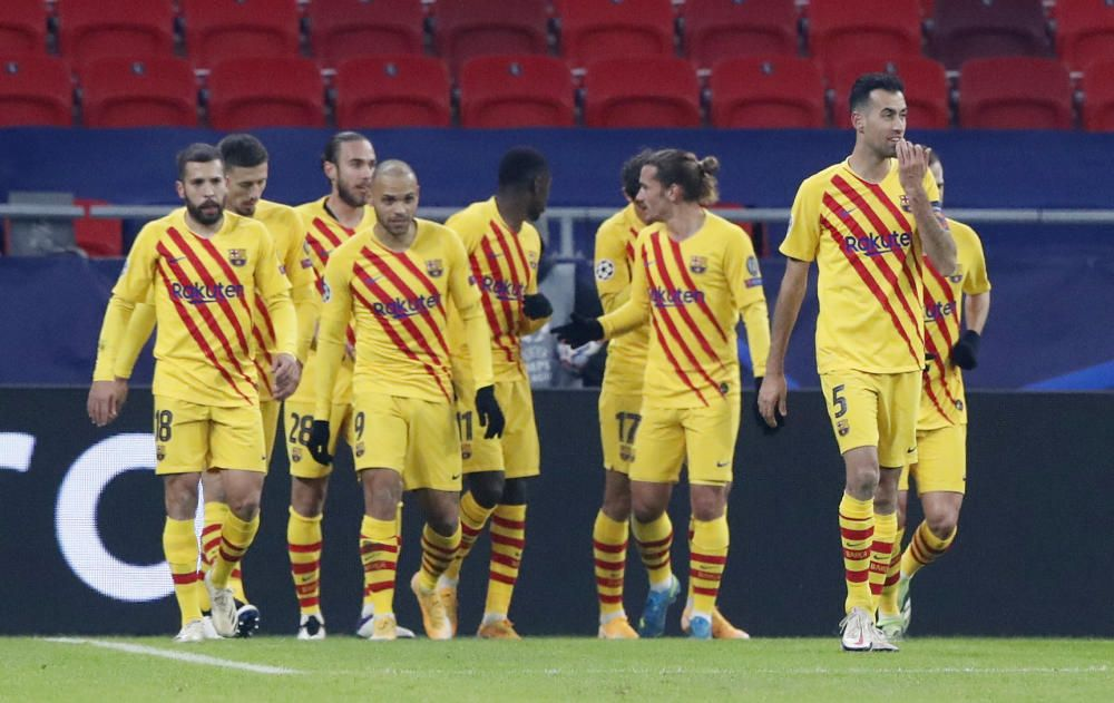 Champions League: Ferencvaros - Barcelona.