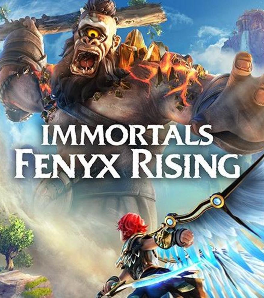 'Immortals Fenyx Rising' estrena nuevo tráiler y demo exclusiva para Stadia