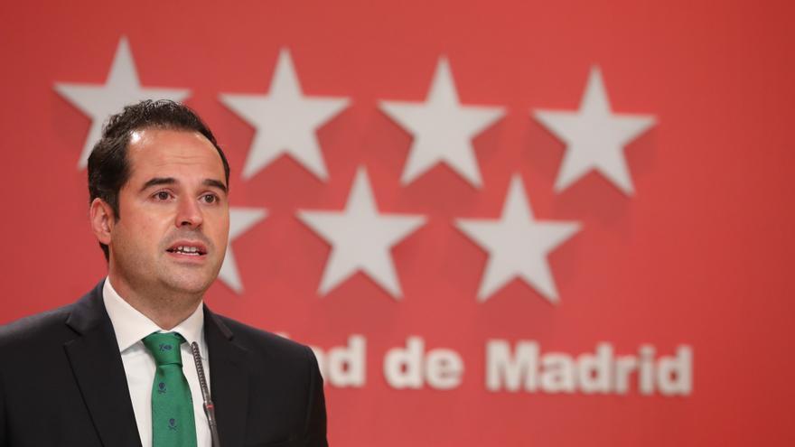Aguado anuncia la dimisión de Ayuso y la convocatoria de elecciones en Madrid