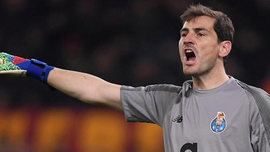 Casillas es recupera a Porto d'un infart en l'entrenament