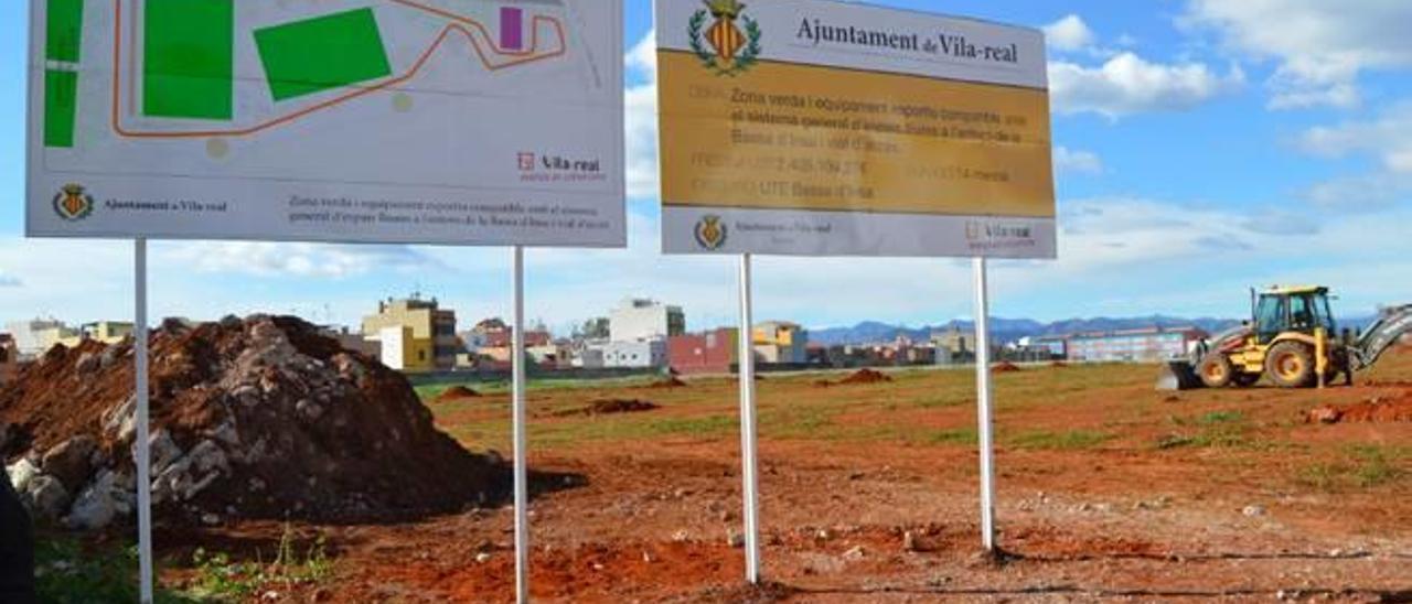 Vila-real cuadruplica el área de atletismo con la Ciudad Deportiva