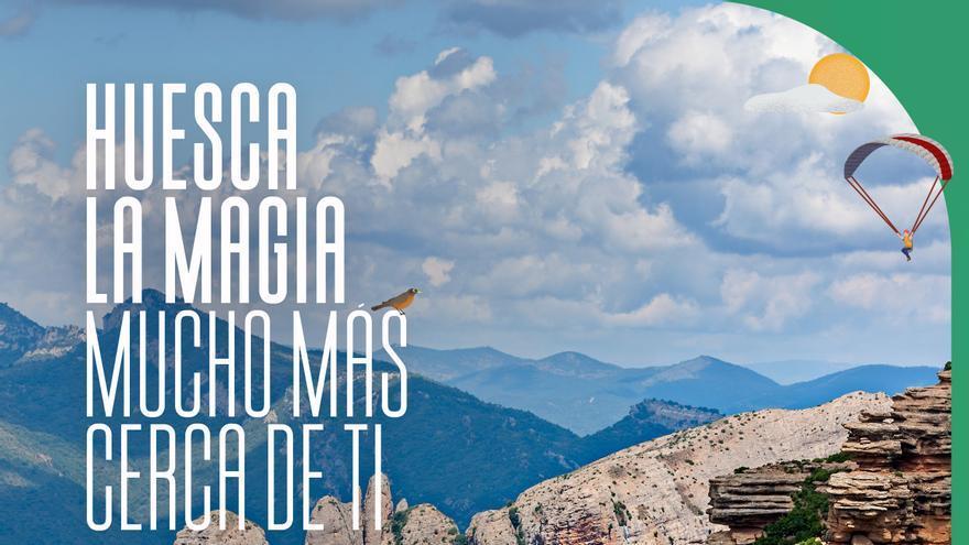 Huesca, un atractivo turístico de proximidad