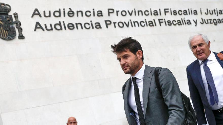 Las 7 claves del juicio por amaños en el Levante - Zaragoza