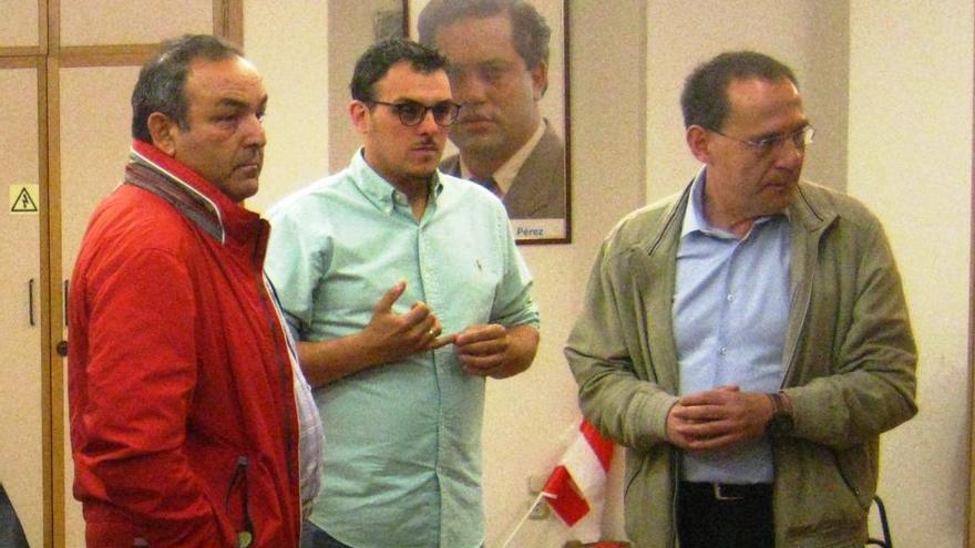 El PSOE anula la elección de Tomás del Bien como diputado de Toro