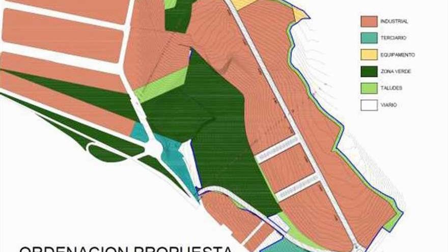 Los terrenos pendientes de la cuarta fase de Lalín 2000 se pagarán a 6 euros el metro