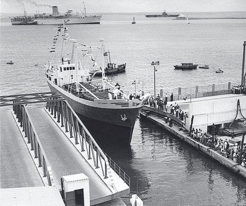 ¿Qué fue antes, la ciudad de Palma o el puerto?