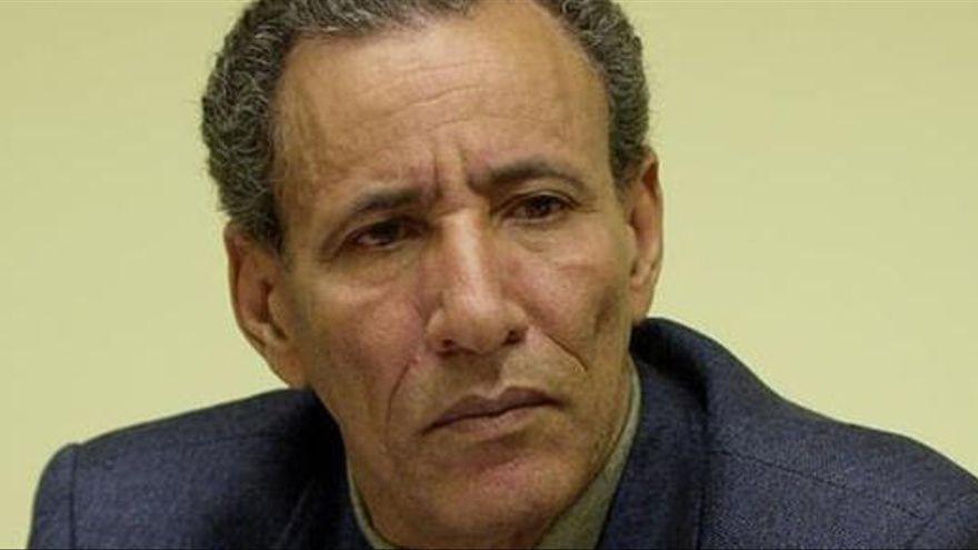 El líder del Frente Polisario Brahim Gali, hospitalizado en España