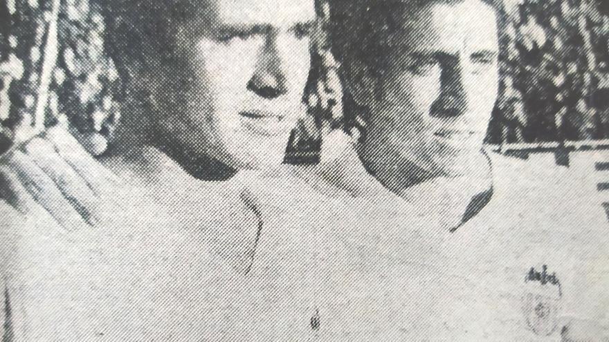 Recuerdo de Puçol a los hermanos Claramunt por la Liga del 71