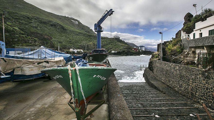 El informe ambiental bloquea  el refugio pesquero de El Pris