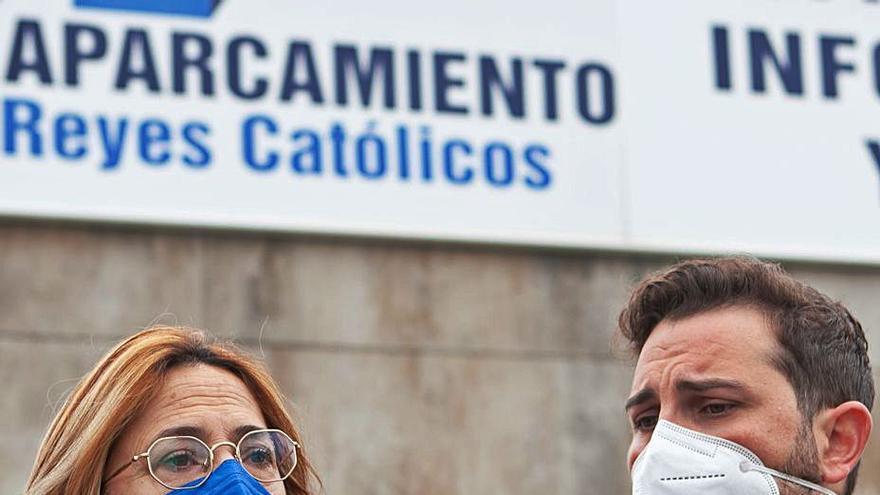 La gestión del parking de Reyes Católicos desata la guerra IU-PP en Zamora