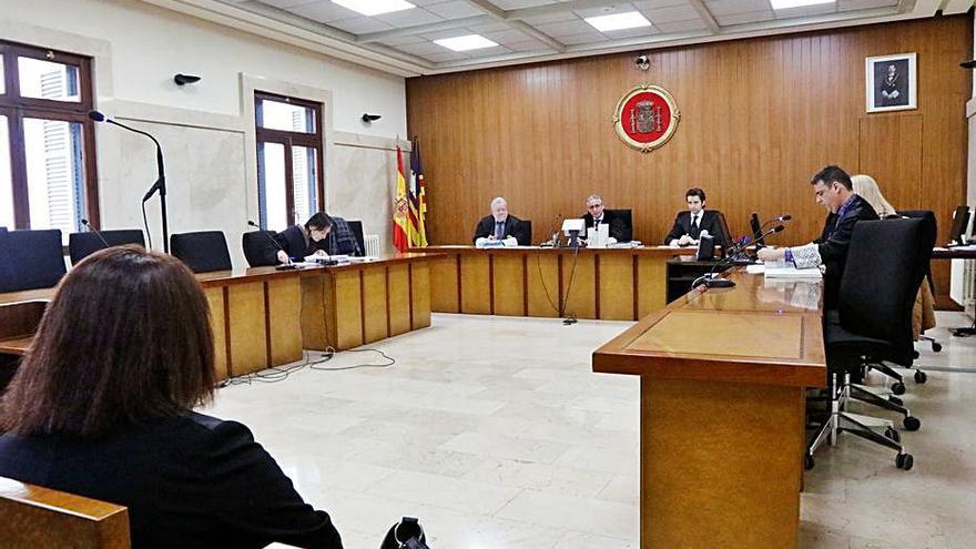 El Supremo confirma  la condena dictada contra  la exsecretaria de Sineu