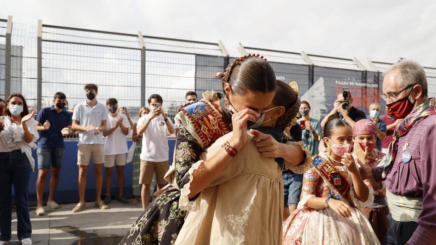 Ninot Indultat 2021: Almirante Cadarso-Conde Altea se corona en las Fallas 2021 con su nuevo primer premio