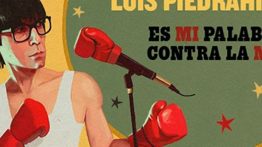 Luis Piedrahita presenta: Es mi palabra contra la mía