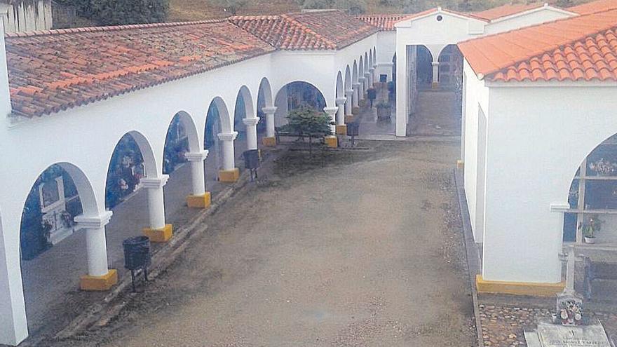 Plazo para alegaciones sobre la ampliación del cementerio municipal