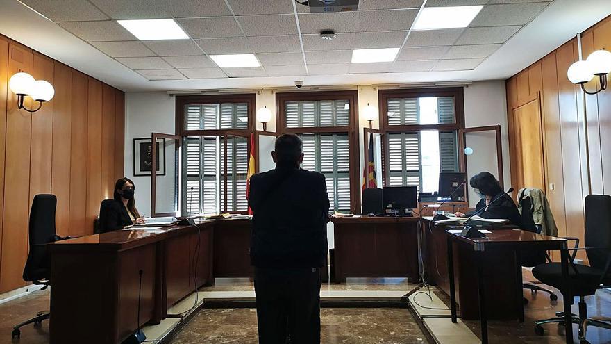 Condenado por acoso sexual a una vendedora de la ONCE en Palma