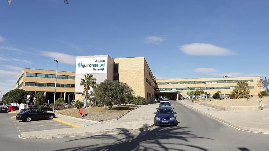 Quirónsalud Torrevieja entre los mejores hospitales de España