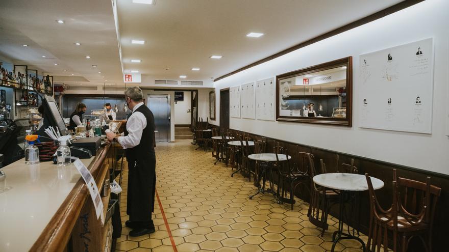 El Bar Bosch regala este miércoles un café a todos sus clientes