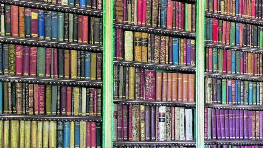 Los libros del paripé