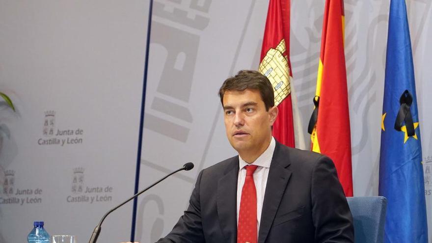 La Junta apoya a la Diputación de Zamora con ayudas por valor de un millón de euros