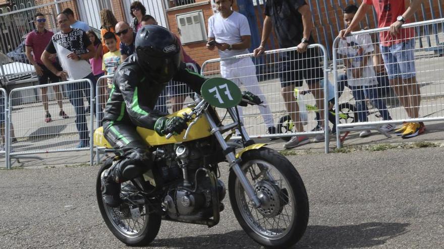La exhibición de motos clásicas se despide a lo grande