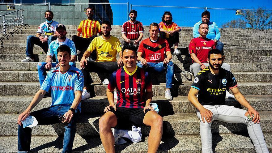 La mayor cantera del fútbol virtual está en Vilagarcía